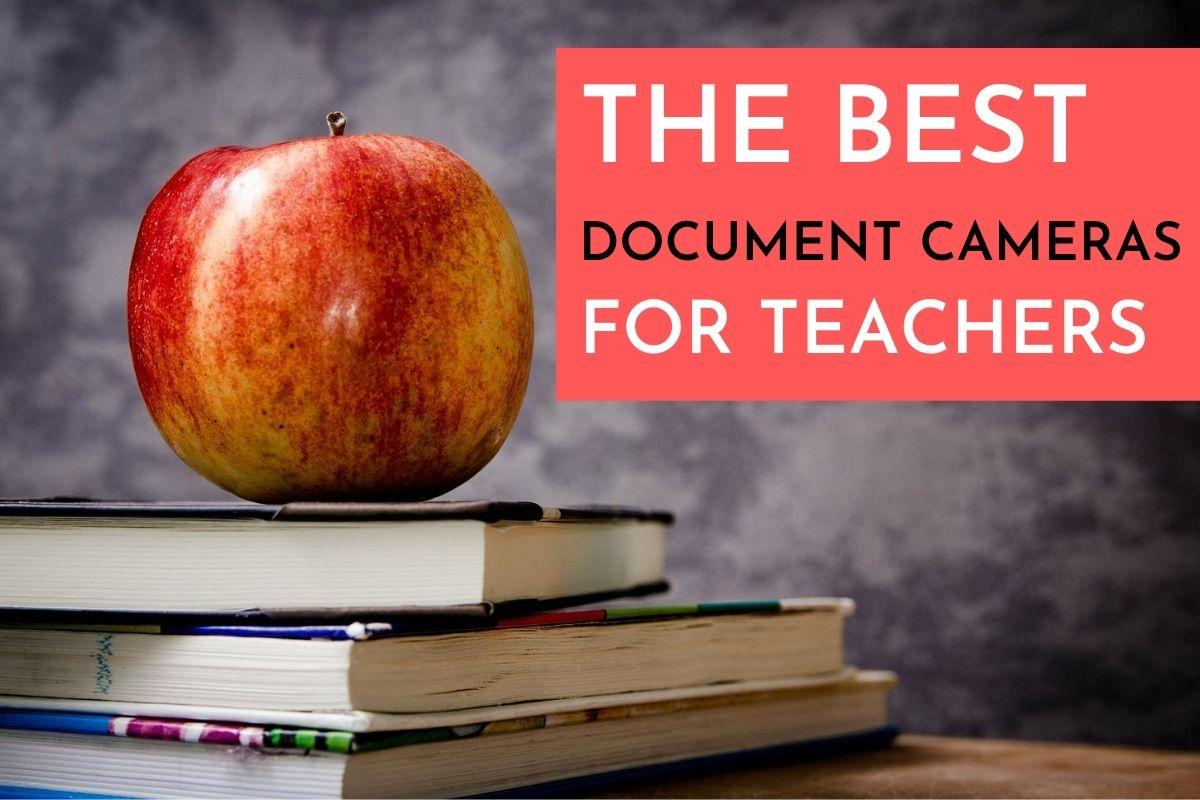 Best Document Cameras for Teachers Reviews