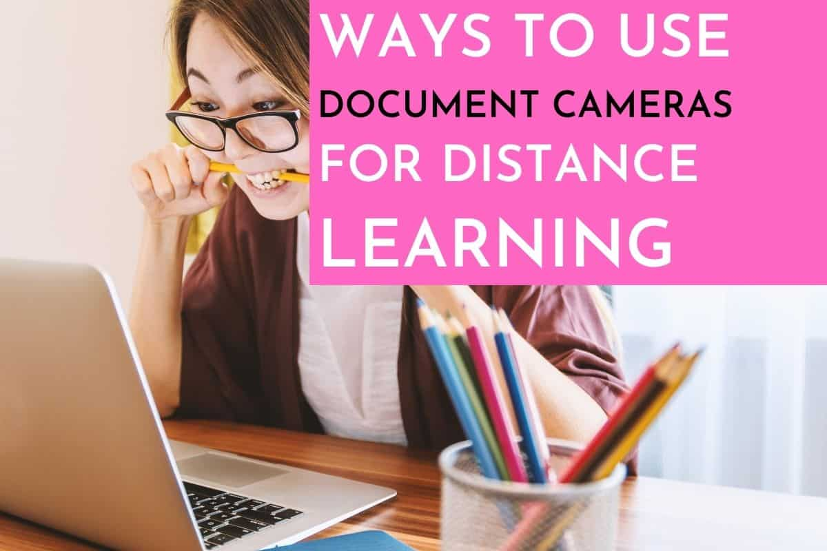 Ways to Use Document Cameras for Distance Learning